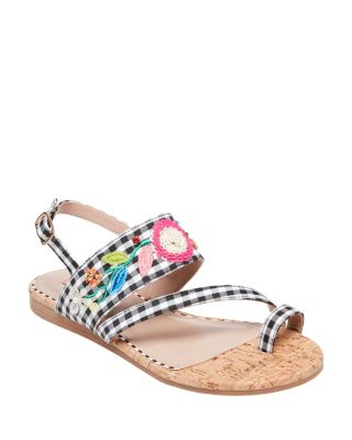 Ansley Black Multi by Betsey Johnson