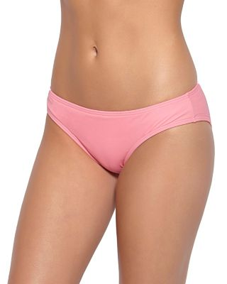 BALLERINA MESH CHEEKY HIPSTER BOTTOM PEACH