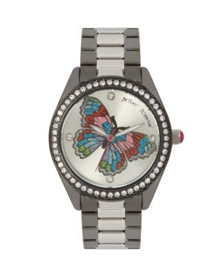 BEAUTIFUL BUTTERFLY WATCH MULTI