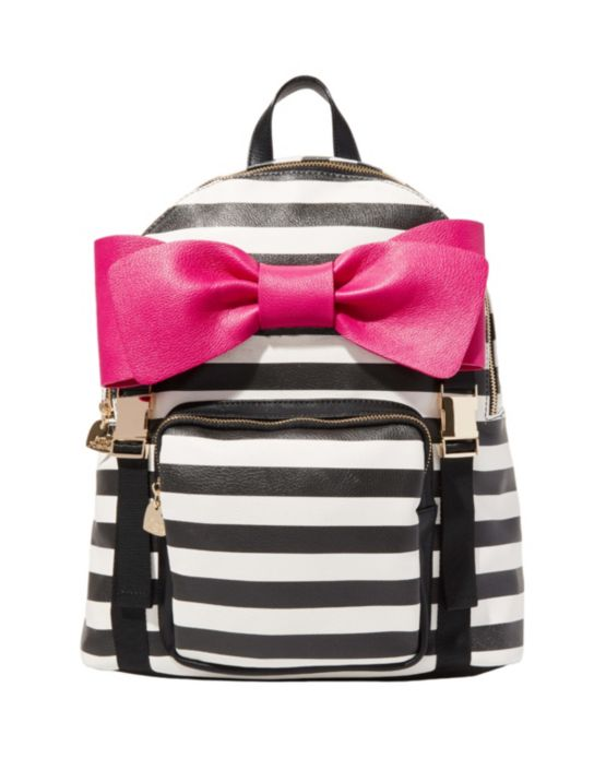 Best Betsey Bow Backpack