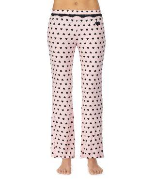 Betseys best rayon knit pant pink