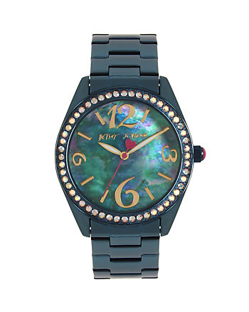 BETSEYS BOXED BLUE DREAMING WATCH