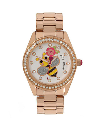 BETSEYS BOXED BUZZING BEE WATCH