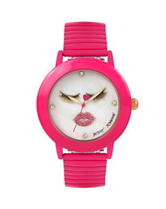 BETSEYS BOXED PRETTY FACE WATCH