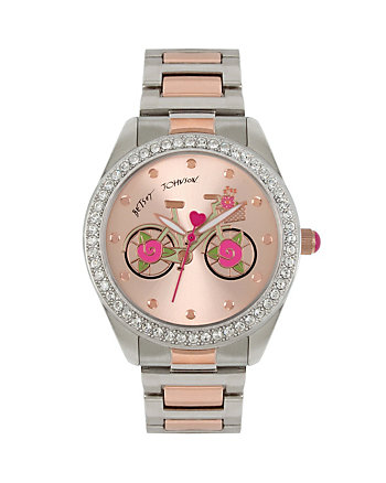 BIKING WITH BETSEY WATCH