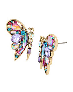 stud earrings unique stud earrings betsey johnson