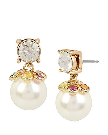 BOARDWALK SWEETS PEARL EARRINGS