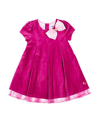 BOWTASTIC TODDLER DRESS