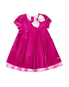 BOWTASTIC TODDLER DRESS