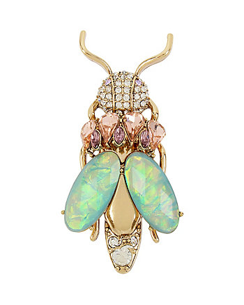 BUGGY BETSEY INSECT PIN