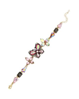 Image of BUTTERFLY BLITZ FLEX BRACELET PURPLE