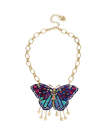 BUTTERFLY DREAMS DRAMA NECKLACE