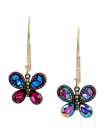 BUTTERFLY DREAMS HOOK EARRINGS
