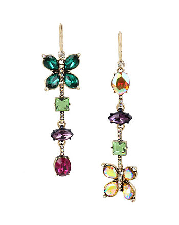 BUTTERFLY DREAMS LINEAR EARRINGS
