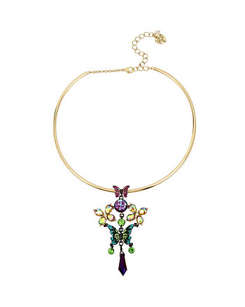 BUTTERFLY DREAMS PENDANT COLLAR