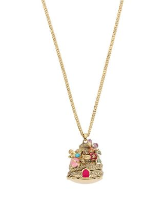 BUZZ OFF BEEHIVE PENDANT MULTI