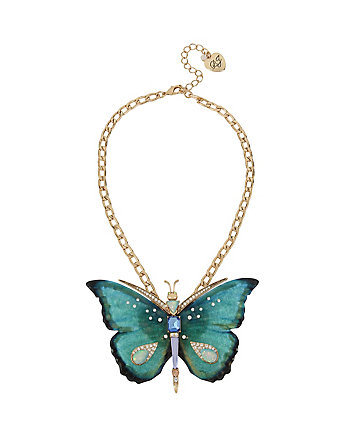BUZZ OFF BUTTERFLY LARGE PENDANT