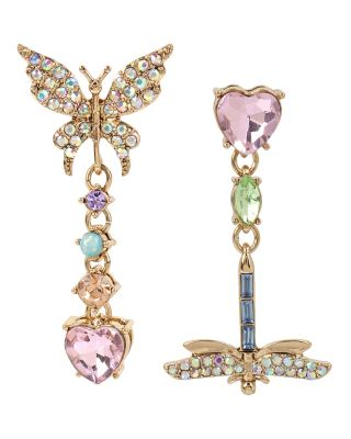 buzz off earrings