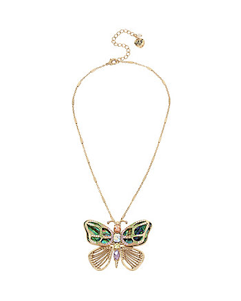 BUZZ OFF BUTTERFLY PENDANT