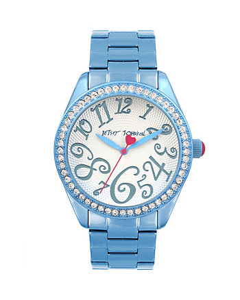 CANDY COATED BLUE WATCH