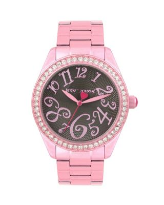 Candy Coated Pink Watch Pink