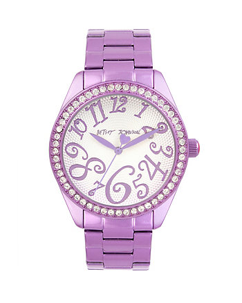 CANDY COATED PURPLE WATCH