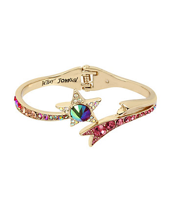 CELESTIAL STARLET HINGE BANGLE