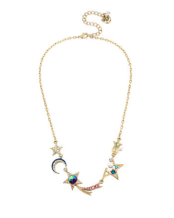 CELESTIAL STARLET STAR CHARM NECKLACE
