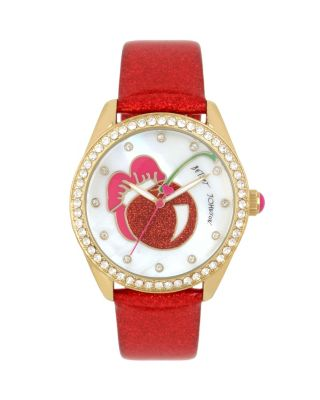 Image of CHERRYLICIOUS WATCH RED