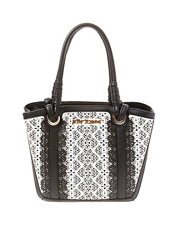 CHIC FRILLS TOTE