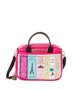 CHOW BELLA LIBRARY LUNCH TOTE