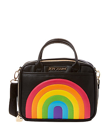 CHOW BELLA RAINBOW LUNCH TOTE