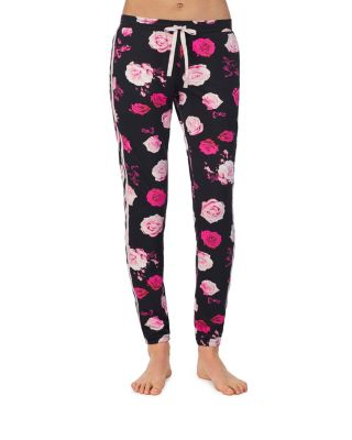 COOL GIRLS LOUNGE TRACK PANT ROSE