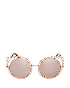 CRYSTAL KITTY SUNGLASSES