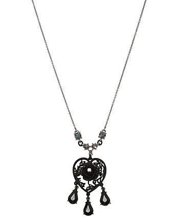 DARKNESS HEART PENDANT