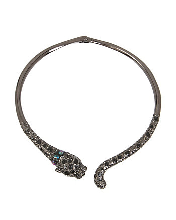 DARKNESS JAGUAR STATEMENT COLLAR