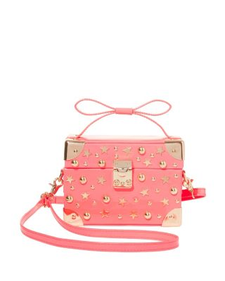 DONT BOX ME IN CROSSBODY CORAL