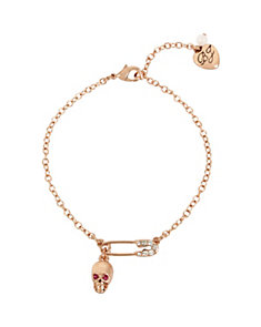 DUCHESS OF BETSEYVILLE SAFETY PIN ANKLET