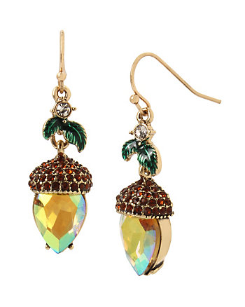 EXCLUSIVE ACORN EARRINGS
