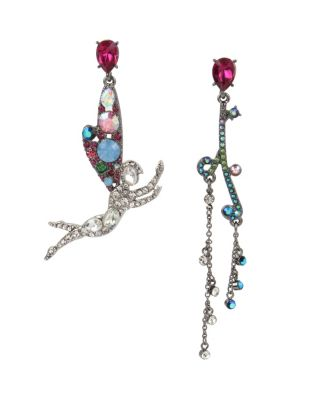 FAIRYTALE DREAMS FAIRY MISMATCH EARRINGS MULTI