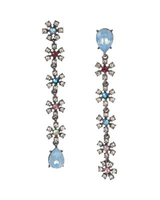 FAIRYTALE DREAMS LINEAR EARRINGS MULTI