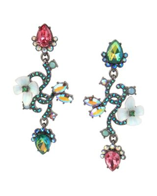 FAIRYTALE DREAMS MISMATCH EARRINGS MULTI