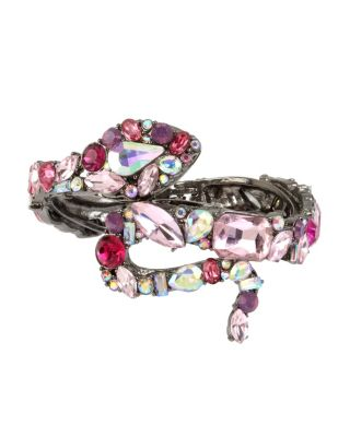 FAIRYTALE DREAMS SNAKE BANGLE PINK