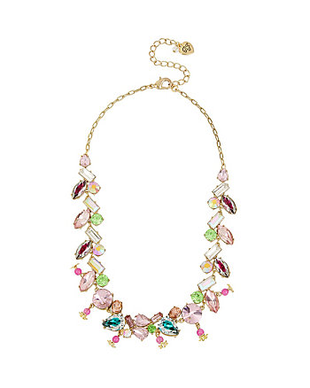 FLAT OUT FLORAL MIXED COLLAR