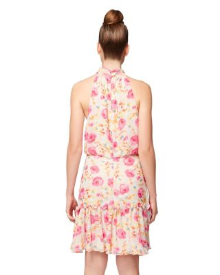 Image of FOR THE FRILL OF IT DRESS MULTI