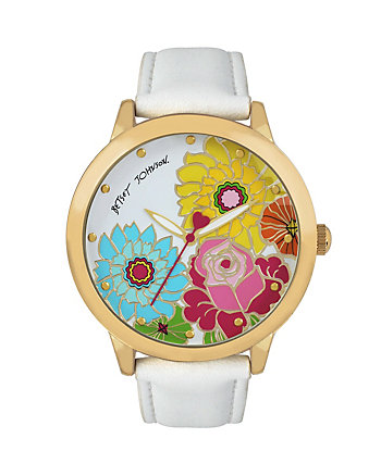 FRESH CUT FLOWERS WATCH