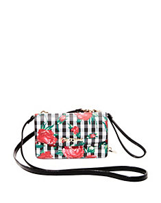 GINGHAM STYLE 2 IN 1 CROSSBODY
