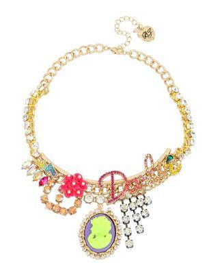 Designer Costume Jewelry Betsey Johnson