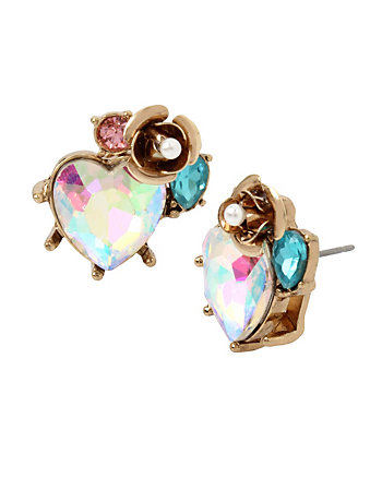 HEAVEN ON EARTH CLUSTER STUD EARRINGS
