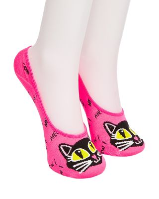 HERE KITTY KITTY FOOTIE 3 PACK MULTI
